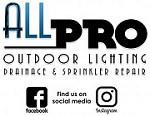 All-Pro Landscape Lighting, Drainage & Sprinkler Repair Icon