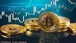 Crypto Bitcoin Feed Icon