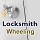 Locksmith Wheeling Icon