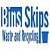 Bins Skips Waste and Recycling Icon