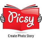 Picsy - Photo Book Printing & Photo Gifts Icon