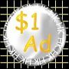 Dollar Ad Icon