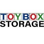 Toy Box Storage Icon