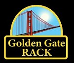 Golden Gate Rack Icon