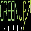 Green Up Media Icon
