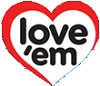 love'em Icon
