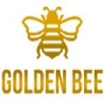 Golden Bee Icon