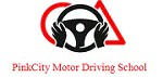 Pink City Motor Driving Icon
