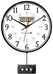 School Clock Icon