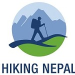 Hiking Nepal Icon