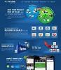 Web app design and development Icon