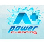 A Plus Power Cleaning Icon