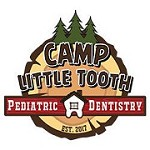 Camp Little Tooth Pediatric Dentistry Icon