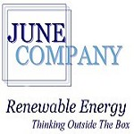 June Company Renewable Energy Icon