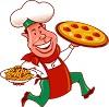 Italia Pizza and Pasta Icon