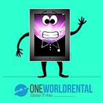 One World Rental | Global IT Hire Icon