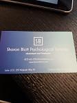 Sharon Blott Psychological Services Icon