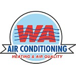 W A Air Conditioning Icon