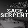 Sage + Serpent Hair Icon