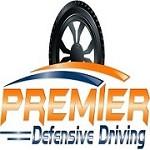 Premier Defensive Driving Icon