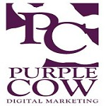 Purple Cow Digital Marketing Icon