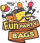 Fun Party Bags Icon