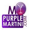 My Purple Martini Icon