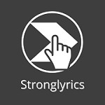 strong lyrics Icon