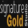 Signature Gold Studio Icon