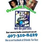 Orlando Fun Face Icon