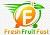 Fresh Fruit Fast Icon