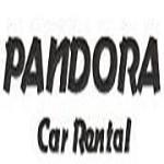 Pandora Car Rental