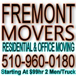Fremont Movers Icon