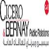 Cicero & Bernay Public Relations Icon