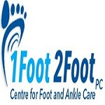 1Foot 2Foot Centre For Foot And Ankle Care Of Hampton, VA Icon
