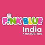 Pink Blue India Icon