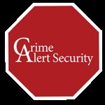 Crime Alert Security Icon