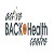 Active Back To Health Icon