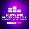 Crypto and Blockchain Talk Icon