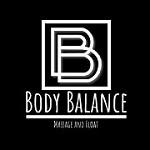 Body Balance Massage And Float Icon