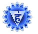Vishuddhi Isha Yoga Icon