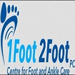 1Foot 2Foot Centre for Foot and Ankle Care, PC Icon