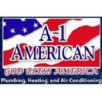 A-1 American Plumbing, Heating, and Air Conditioning - Virginia Beach Icon