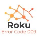 Roku Error Code 009 Icon