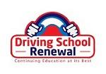 Driving School Renewal Icon