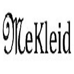 mekleid Icon