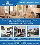 Under house construction Brisbane | FSX BUILDERS Icon