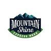 Mountain Shine Express Car Wash Icon