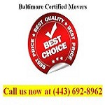 Baltimore Certified Movers Icon