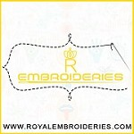 Royal Embroideries Icon